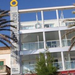 Отель Apartamentos Mix Bahia Real спортивное сооружение