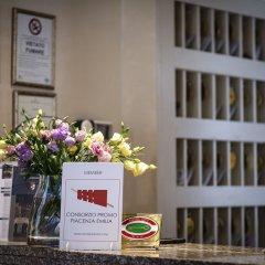 Отель City Италия, Пьяченца - отзывы, цены и фото номеров - забронировать отель City онлайн интерьер отеля