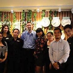 Отель Green House Bangkok