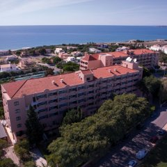 Отель Vila Galé Atlântico Португалия, Албуфейра - отзывы, цены и фото номеров - забронировать отель Vila Galé Atlântico онлайн пляж