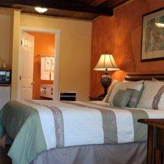 Отель Coast Inn and Spa Fort Bragg комната для гостей