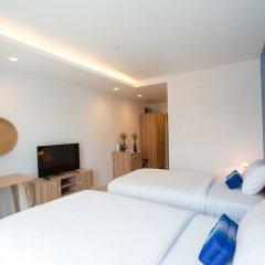 Отель Deeprom Pattaya Паттайя комната для гостей фото 2