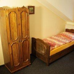 Hotel Koliba Литомержице комната для гостей