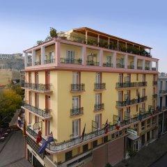 Отель Carolina Греция, Афины - 2 отзыва об отеле, цены и фото номеров - забронировать отель Carolina онлайн балкон