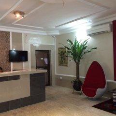 Отель Primal Hotel Нигерия, Лагос - отзывы, цены и фото номеров - забронировать отель Primal Hotel онлайн интерьер отеля фото 2