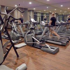 Отель Mercure Istanbul Altunizade фитнесс-зал