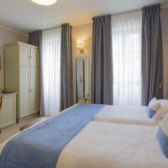 Отель Best Western Au Trocadero Франция, Париж - 1 отзыв об отеле, цены и фото номеров - забронировать отель Best Western Au Trocadero онлайн комната для гостей