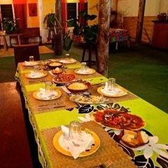 Отель Pension Justine Французская Полинезия, Тикехау - отзывы, цены и фото номеров - забронировать отель Pension Justine онлайн питание