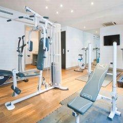 Отель Zenit Abeba Madrid фитнесс-зал фото 2