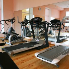 Гостиница К-Визит фитнесс-зал фото 2
