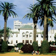Отель Sheraton Casablanca Hotel & Towers Марокко, Касабланка - отзывы, цены и фото номеров - забронировать отель Sheraton Casablanca Hotel & Towers онлайн фото 7
