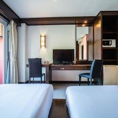 Ratana Apart Hotel at Chalong сейф в номере