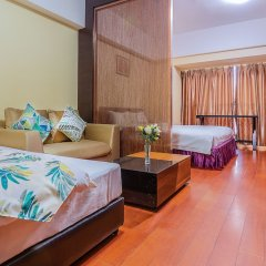 She&he Hotel Apartment-River Class комната для гостей фото 5