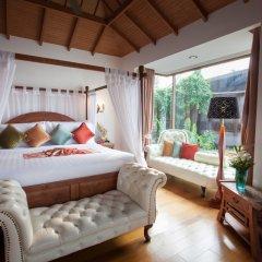Отель Tango Luxe Beach Villa Samui Таиланд, Самуи - 1 отзыв об отеле, цены и фото номеров - забронировать отель Tango Luxe Beach Villa Samui онлайн комната для гостей фото 4