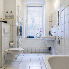 Апартаменты Pension 1A Apartment ванная