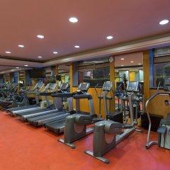 Sheraton New Delhi Hotel фитнесс-зал фото 2