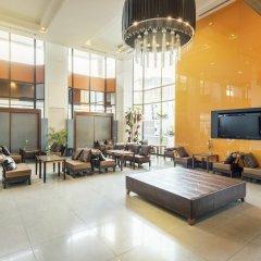 Отель Bangkok Cha-Da Hotel Таиланд, Бангкок - отзывы, цены и фото номеров - забронировать отель Bangkok Cha-Da Hotel онлайн интерьер отеля фото 3