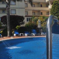 Hotel y Apartamentos Bosque Mar бассейн фото 2