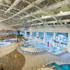 Отель Phoenix Pyeongchang Hotel Южная Корея, Пхёнчан - отзывы, цены и фото номеров - забронировать отель Phoenix Pyeongchang Hotel онлайн бассейн фото 3