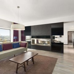 Hotel Ramada Pitesti комната для гостей