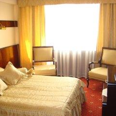 Отель Отрар Алматы комната для гостей фото 4