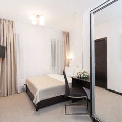 Гостиница Силуэт комната для гостей фото 7