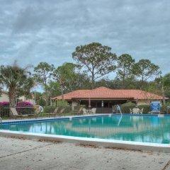 Отель Sarasota 09 - 2 Br Condo бассейн фото 2