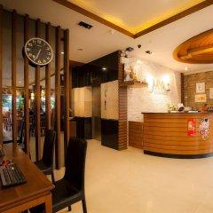 Отель MVC Patong House интерьер отеля
