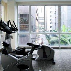 Отель FuramaXclusive Sathorn, Bangkok Бангкок фитнесс-зал фото 2