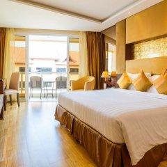Отель Nova Gold Hotel Таиланд, Паттайя - 10 отзывов об отеле, цены и фото номеров - забронировать отель Nova Gold Hotel онлайн комната для гостей фото 4