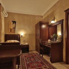 Royal Stone Houses - Goreme Турция, Гёреме - отзывы, цены и фото номеров - забронировать отель Royal Stone Houses - Goreme онлайн комната для гостей фото 3