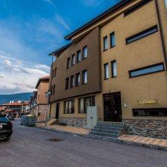 Отель Spomar Aparthotel Болгария, Банско - отзывы, цены и фото номеров - забронировать отель Spomar Aparthotel онлайн парковка