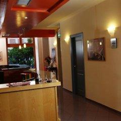 Отель Diana Италия, Помпеи - отзывы, цены и фото номеров - забронировать отель Diana онлайн интерьер отеля фото 2