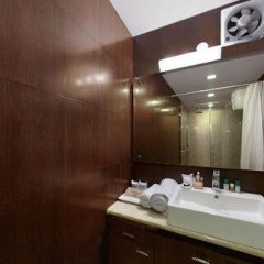 Отель The White Klove ванная фото 2
