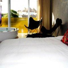 Отель Be Playa Плая-дель-Кармен комната для гостей фото 2