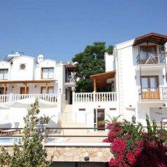 Kuluhana Hotel&Villas Kalkan Турция, Патара - отзывы, цены и фото номеров - забронировать отель Kuluhana Hotel&Villas Kalkan онлайн вид на фасад