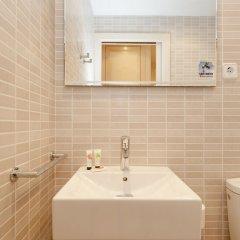 Отель Bbarcelona Plaza España Flats Испания, Барселона - отзывы, цены и фото номеров - забронировать отель Bbarcelona Plaza España Flats онлайн ванная