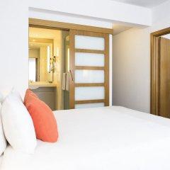 Отель Novotel Barcelona Cornella сейф в номере