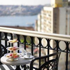 Pera Palace Hotel балкон фото 2