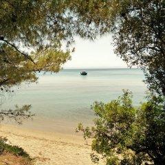 Отель Moriel Seaside Homes Suites Ситония пляж