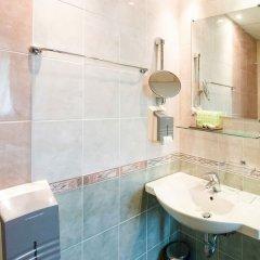 Отель Milennia Family Hotel Болгария, Солнечный берег - отзывы, цены и фото номеров - забронировать отель Milennia Family Hotel онлайн ванная фото 2