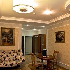 Гостиница Лазурный берег комната для гостей