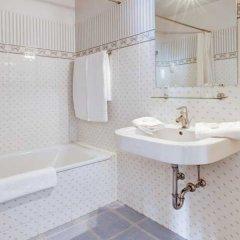 Hotel Beau Site Брюссель ванная