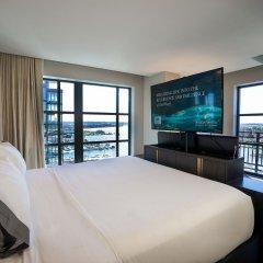 Отель InterContinental Washington D.C. - The Wharf США, Вашингтон - отзывы, цены и фото номеров - забронировать отель InterContinental Washington D.C. - The Wharf онлайн комната для гостей фото 3
