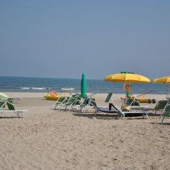 Отель Residenza Novalba пляж