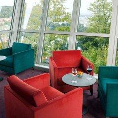 Отель NH Prague City интерьер отеля