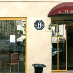 Отель 121 Paris Hotel Франция, Париж - 2 отзыва об отеле, цены и фото номеров - забронировать отель 121 Paris Hotel онлайн вид на фасад
