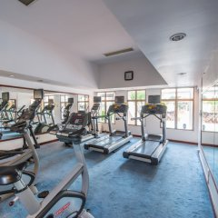 Отель Somerset Ho Chi Minh City фитнесс-зал