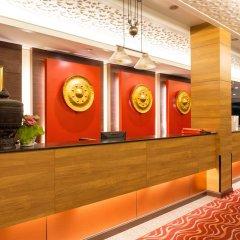 Golden Sea Pattaya Hotel интерьер отеля фото 6
