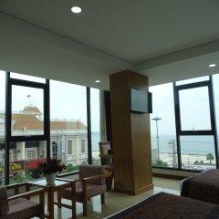 Отель Happy Light Hotel Вьетнам, Нячанг - 1 отзыв об отеле, цены и фото номеров - забронировать отель Happy Light Hotel онлайн гостиничный бар